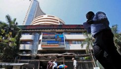 Sensex logs 1st fall in seven days