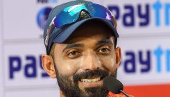 It is all about intent, says Rahane
