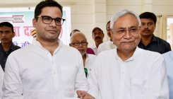 BJP demands arrest of Prashant Kishor