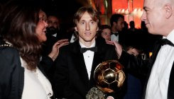 Luka Modric ends Messi, Ronaldo grip on Ballon d'Or