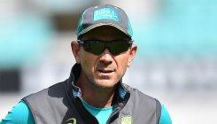 India are smelling blood: Langer