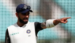 Kohli spotlight as Ind look to shine Down Under