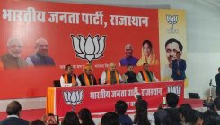 BJP transformed R'than from 'bimaru' to developed: Shah