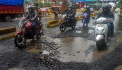 SC expresses concern over pothole-deaths in last 5 yrs