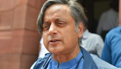 Tharoor opposes Swamy's plea in Sunanda Pushkar case