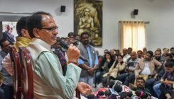 Chouhan bats for poll panel in EVM row