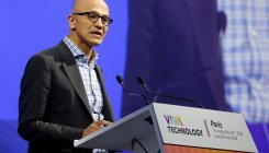 Satya Nadella calls for building AI responsibly