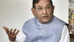 Sharad Yadav expresses regret for remarks on Raje
