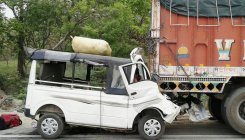 India tops world in deaths due to road mishaps: WHO