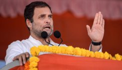 Modi used surgical strikes for political capital: Rahul