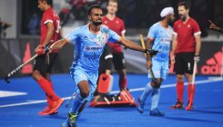 India maul Canada 5-1 to book quarterfinal berth in WC