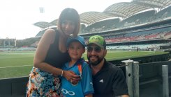 This Aussie kid is a Kohli fan!