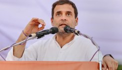 Rahul writes to Cong CMs on women's reservation bill