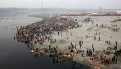 2% of Yamuna accounts for 76% of pollution: Committee