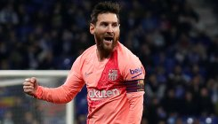 Ballon d'Or snub no extra motivation: Messi