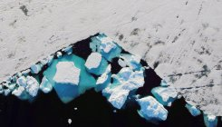 Greenland ice loss quickening, satellites show