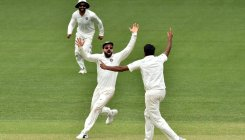 1st Test: India edge defiant Australia by 31 runs