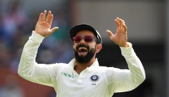 Kohli maintains pole position