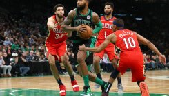 NBA results & highlights: Celts dump Pelicans