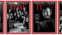 Khashoggi, other scribes named Time 'Person of Year'