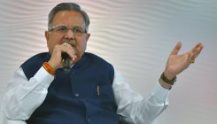 Raman Singh concedes defeat, resigns