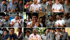 Support for Myanmar reporters after 1 year in jail