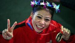 Manipur road to be named after Mary Kom