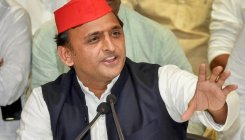Akhilesh asks UP CM to 'reveal' caste of other Gods
