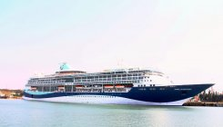 Cruise vessels call at New Mangalore Port