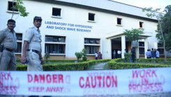 IISc lab blast victims' condition stable