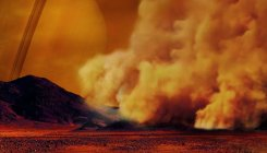 Dust storms discovered on Saturn's moon Titan: NASA