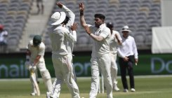India hit back, Australia 277/6 at stumps