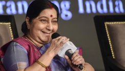 Rafale deal: Sushma to hold talks with French minister