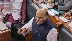 Rahul should apologise on Rafale deal issue: Rajnath