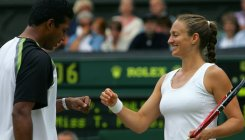 Wimbledon title with Bhupathi is Pierce's favourite