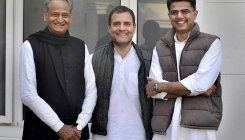 Cong picks Gehlot as Rajasthan CM; Pilot is deputy