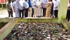Minister emphasis on segregation of waste at source