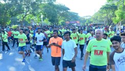 5-km run for awareness on drug menace