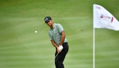 Super Shubhankar in shared lead at CIMB Classic