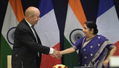 India, France discuss defence manufacturing