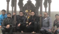 BJP MP slams Riteish for photo near Shivaji statue