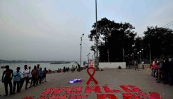 'HIV/AIDS patients healthy due to ART'