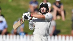 Latham ton puts NZ in charge