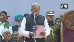 Bhupesh Baghel sworn in as Chhattisgarh CM