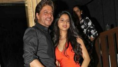 'Learn acting', Shah Rukh's advice to daughter Suhana