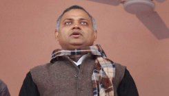 MLAs seeking appointment with LG ousted by cops: Bharti