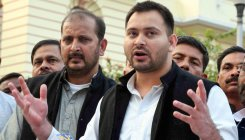 In the absence of Lalu, Tejashwi's elevation on cards