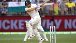 Australia's Finch cleared to bat on pivotal 4th day
