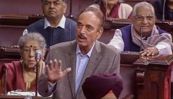 Rafale deal: Rajya Sabha adjourns amid protests