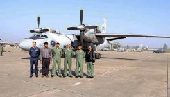 IAF airlifts record 463 tonnes of load in 6 hours